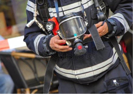 [ER03] Self-Contained Breathing Apparatus Training