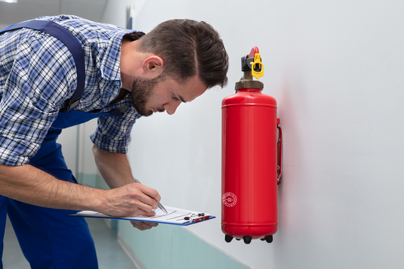 [FS01] Fire Safety Awareness Training