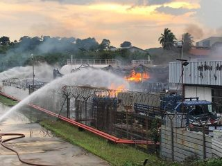 scdf-firefighters-tackling-the-blaze-at-a-jurong-lpg-facility-in-jalan-buroh