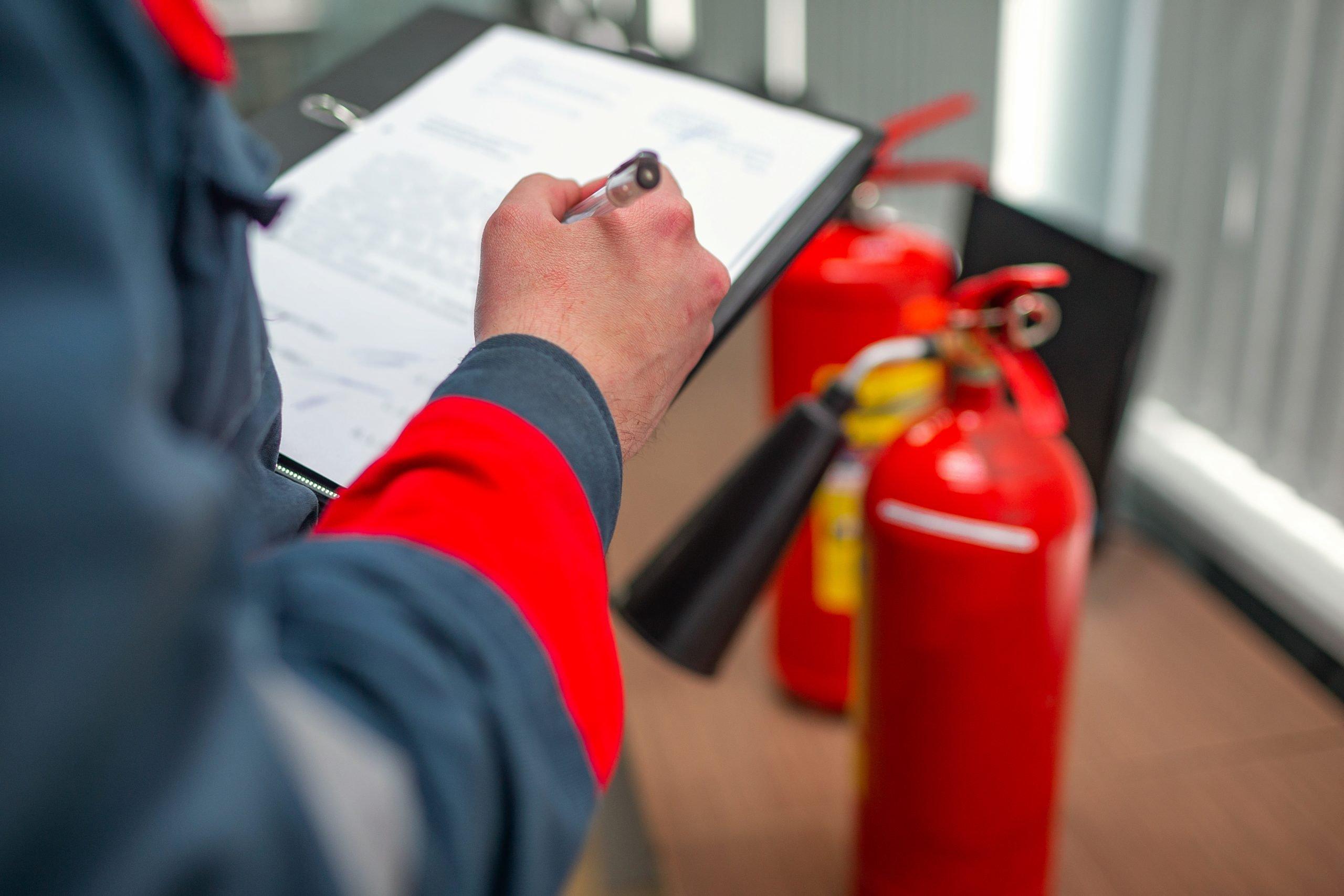 [FS01] Fire Risk Assessment Training