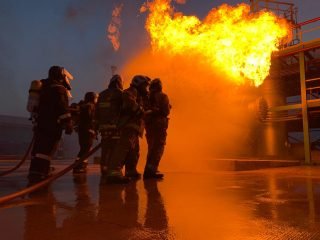 Fire Fighting Image