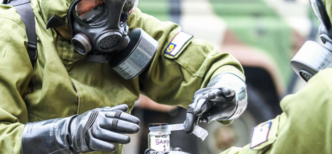 [ER10] Chemical, Biological And Radiological Awareness Course